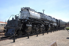 Steam locomotive Union Pacific 4012 Royalty Free Stock Photography