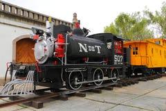 Steam locomotive V Royalty Free Stock Photo