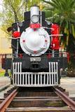 Steam locomotive VII Royalty Free Stock Image