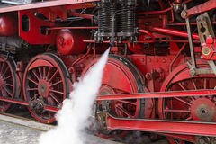 Free Steam Locomotive Wheel Royalty Free Stock Photo - 31229285
