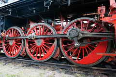 Free Steam Locomotive Wheels Stock Images - 41748654