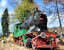 Steam locomotives Stock Image