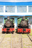 Steam locomotives, Serbia Stock Image