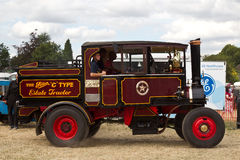 Steam lorry Stock Images