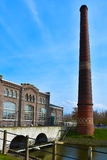 Steam Machine Museum in Medemblik Royalty Free Stock Photography