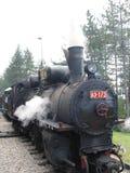 A steam maschine royalty free stock photos