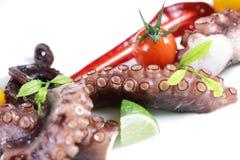 Steam Octopus Stock Image