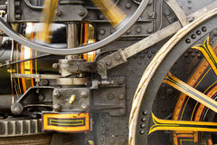 Steam Parts Stock Photography