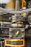 Steam Parts Stock Photos