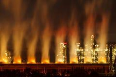 Steam power plants Stock Photo