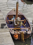 Steam powered boats Royalty Free Stock Photos