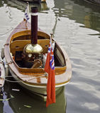 Steam powered boats Royalty Free Stock Images
