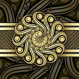 Steam punk Background Stock Photography