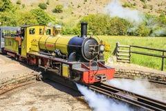Ravenglass, Cumbria, England. Royalty Free Stock Photo