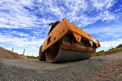 Steam roller Stock Images