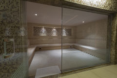 Free Steam Room In A Health Spa Stock Image - 27283401