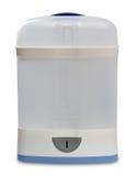 Steam sterilizer for baby bottle stock photos