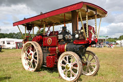 Free Steam Traction Engine Stock Photo - 33001620