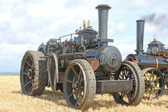Steam Traction engine Stock Images