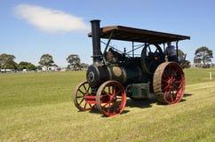 Steam Tractor. stock photo