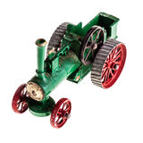Steam tractor model Royalty Free Stock Images