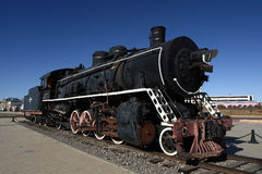 Steam train Royalty Free Stock Images