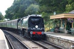 Steam Train Stock Image