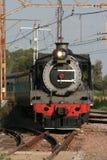 Steam train. Steam locomotive Stock Photos