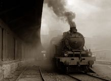 Free Steam Train Royalty Free Stock Images - 6849779