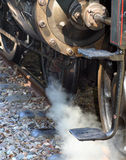 Steam train Royalty Free Stock Photo