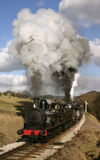 Steam Train in Bronte Country Royalty Free Stock Images