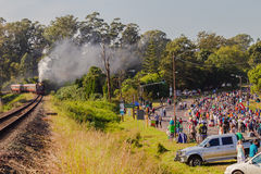 Steam Train Comrades Marathon  Stock Photos