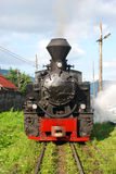 Steam train engine Royalty Free Stock Image