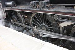 Steam Train Engine. royalty free stock image