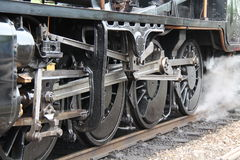 Steam Train Engine. Stock Images