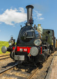Steam train Enkhuizen Stock Image