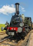 Steam train Enkhuizen Stock Image