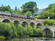 Steam train. In Llangollen Wales UK Stock Photos