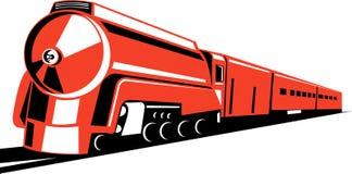 Steam train locomotive Royalty Free Stock Photography