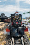 Steam-Train Royalty Free Stock Photography