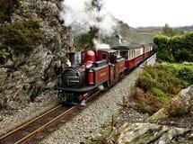 Steam train. Royalty Free Stock Photo
