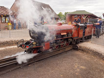 Steam train Stock Photos