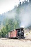 Steam Train, Slovakia Stock Photo