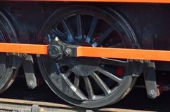 Steam train Wheel Stock Photos