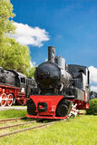 Steam trains Stock Photo