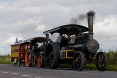 Steam up to the Fair Royalty Free Stock Photography