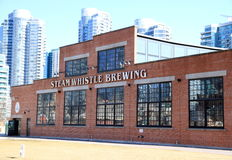 Steam Whistle Brewery Stock Photography