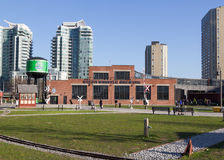 Steam Whistle Brewing building Stock Photos