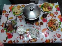 steamboat stock foto