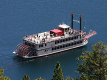 Steamboat Royalty Free Stock Photo